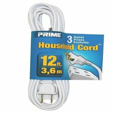 3 x Prime Wire & Cable Ec660612-3-Pk 12-Feet 16/2 Spt-2