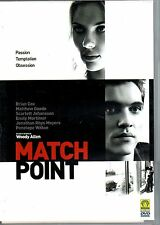 Match point - WOODY ALLEN - Film in DVD- 2005 / 119 min- ST607