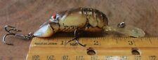 Rebel Crawfish Brown Rattling Deep Crankbait Lure