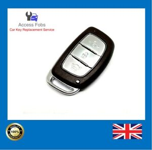 Key Remote compatible with Hyundai IX35 Keyless Smart 2013 - 2015 433Mhz (HY03)
