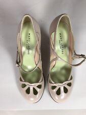 Marc Jacobs Pink Kitten Heel NEW size 38 1/2 $165