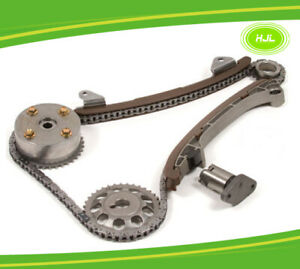 Fits for Toyota Celica Corolla 1.8L VVTL-i 2ZZGE Timing Chain Kit+VVT Gear