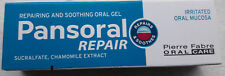 **PANSORAL Gel 15ml.** Treatment for Oral Mucosa in Children and Adolescents.
