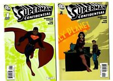 Superman Confidential #1-5 (2007) DC VF/NM to NM