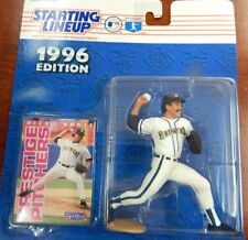 Starting Lineup 1996 MLB Ricky Bones figure and card