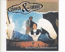 CD CHEECH & IAKONExenophile phonologenEX+ 1995 HIP HOP  (B5510)