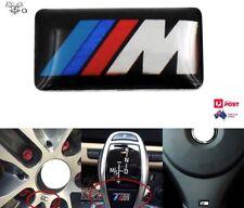 BMW M Sport M-tech Emblem Badge Sticker Wheel Decal 1 PC
