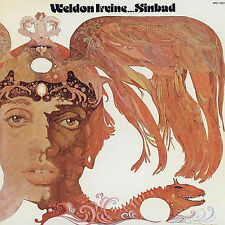 WELDON IRVINE Sinbad DON BLACKMAN BMG Records Sealed Vinyl Record LP