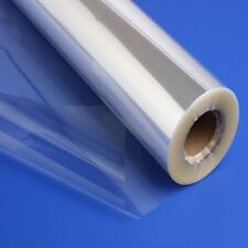 5M x 80cm Clear Cellophane Florists Wrap