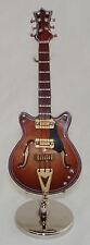 "Electric Guitar Miniature 4"" (39SB)"