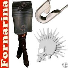 Punk * emo used fashion tachuelas-Cult Jeans-rock w28 d:36 M