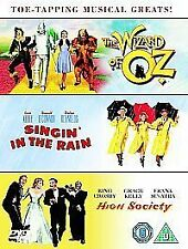 Toe-Tapping Musical Greats - The Wizard Of Oz/Singin In The Rain/High Society (D