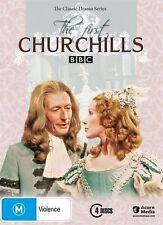 The First Churchills (DVD, 2012, 4-Disc Set)