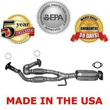 Engine Flex Y Pipe Catalytic Converter + Gasket New W/Warranty 5sp A/T Only