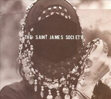 The Saint James Society s/t EP CD Psych Garage Rock