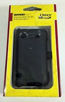 Otterbox Defender case for HTC Droid Incredible 2 II  w/ Holster Belt Clip Black