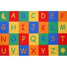 Alphabet Seasons KIDS FLOOR RUG 150 x 100 cm