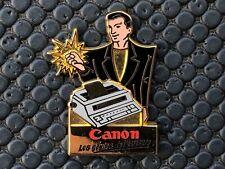 pins pin BADGE PRESSE PHOTO CANON VERSION DORE