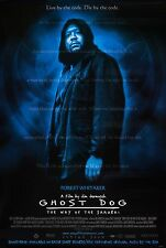GHOST DOG: THE WAY OF THE SAMURAI (1999) ORIGINAL MOVIE POSTER - ROLLED  2-SIDED