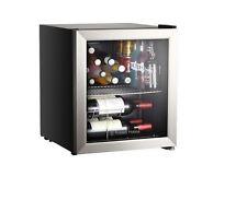Russell Hobbs Glass Door Wine/Drinks Cooler 12 Bottle Capacity, RHGWC3SS