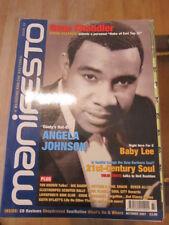 Manifesto 33 Northern soul Gene Chandler Baby Lee Angela Johnson