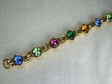 Authentic Swan Signed Swarovski Bracelet