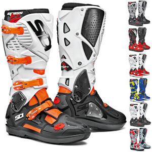 Sidi Crossfire 3 SRS Off-Road Motocycle Motocross Enduro Boots SRP £459.99