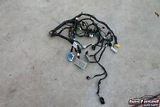 2006 PONTIAC G6 AUTO V6 FRONT DASHBOARD WIRING HARNESS PIGTAILS OEM 06