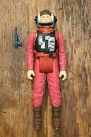 Star Wars Vintage 1984 Kenner Figure B-Wing Pilot No COO Original V3 Blaster