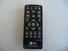LG COV31736202 DVD PLAYER REMOTE CONTROL ORIGINAL DP132