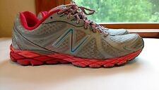 Women's New Balance 870 V3  Rev Lite Athletic Sneakers Size 8.5 M Grey pink blue