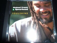 Michael Franti And Spearhead ‎– Soulshine Australian CD EP Single – Like New