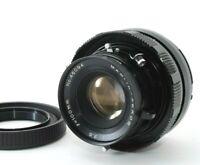 N.Mint MAMIYA SEKOR 100mm F3.5 MF Lens For Super 23 Universal Press JAPAN 689090