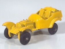 """Vintage Tootsietoy V8 Hot Rod Roadster 2"""" Die Cast Car Scale Model"""