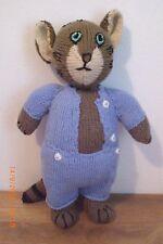 """TOM GATTINO da Beatrix Potter una nuova mano a maglia bambola giocattolo/35.5 cm/14"""" """"Tall"""