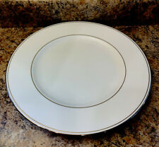 """ONE (1)Lenox Federal Platinum China 10 7/8"""" Dinner Plate(s) In Perfect Conditio"""