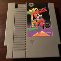 Nintendo NES Mighty Bomb Jack Video Game Cartridge *Authentic/Cleaned/Tested*