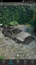Veve Nft 3D Dolorean Machine Time Commune Back To The Future Sold Out First...