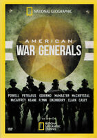 American War Generals (National Geographic) New DVD