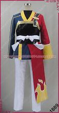 Sword Art Online2 SAO Klein Extra Edition Halloween Whoel Set Cosplay Costume S0