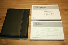 buy paper vectra 2001 car owner operator manuals ebay rh ebay co uk vauxhall vectra owners manual 2003 2003 opel zafira owners manual