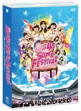 AKB48 SUPER FESTIVAL ~ NISSAN STADIUM DVD 4 SHEETS SET BRAND NEW FREESHIPPING!