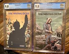 Walking Dead #191 & 192 - Lot - CGC 9.8 Check Out Auction