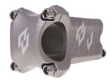 n8tive ENDURO Potence EMBOUT 31,8mm gris Downhill MTB montagne vélo guidon