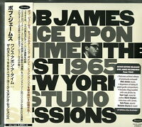 BOB JAMES-ONCE UPON A TIME: THE LOST 1965 NEW YORK STUDIO SESSIONS-IMPORT CD F30