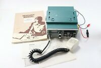 Vintage HEATHKIT 2-Meter FM Transceiver HW-202 Ham Radio w/ OEM Manual