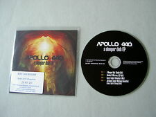 APOLLO 440 A Deeper Dub EP promo CD single