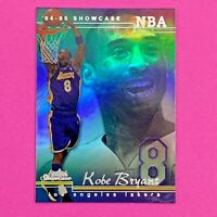 2004-2005 Fleer Showcase KOBE BRYANT #63 HOLOFOIL LAKERS HOF