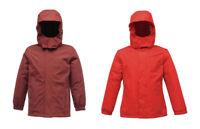 Regatta Squad Mens Waterproof Fleece Lined Hooded Jacket