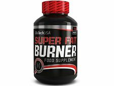 Biotech USA SUPER FAT BURNER 120 tab FATBURNER FUR DIAT Diet Pills Weight Loss